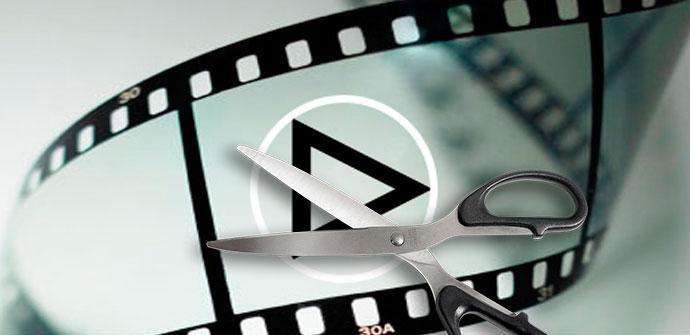 Recortar vídeos