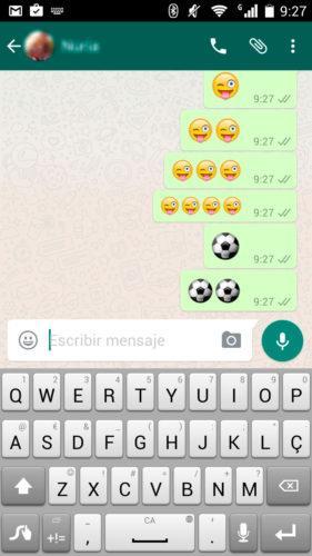 Nueva versión de WhatsApp en Android
