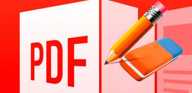 editar pdfs e imágenes