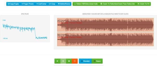 editar archivos de audio