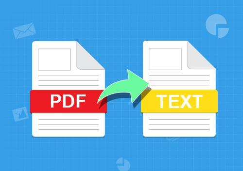 Convierte una imagen con texto o PDF en un documento editable