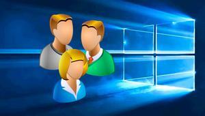 Cómo cerrar la sesión de otros usuarios en Windows 10