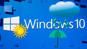 Conoce la previsión y recibe alertas sobre el tiempo en Windows 10 con Strawberry Weather
