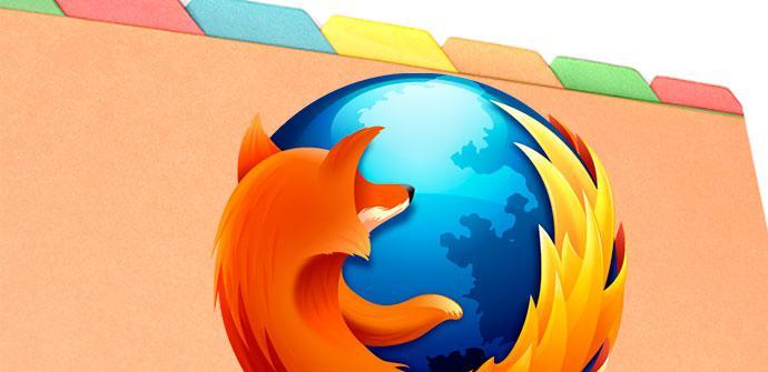 Ver noticia 'Mozilla quiere cambiar la forma en la que utilizamos y administramos las pestañas de Firefox'