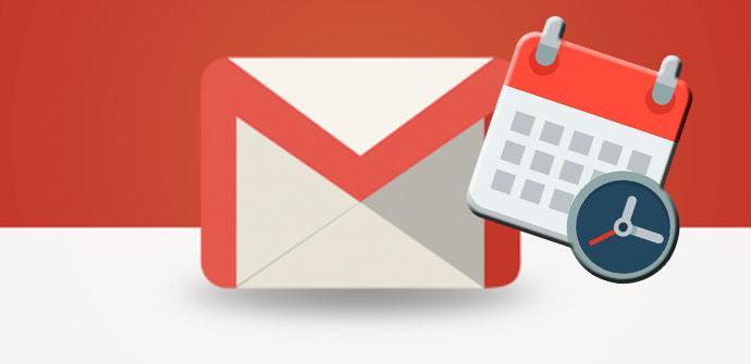 Programar envio mensajes Gmail