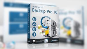 Crea copias de seguridad de tus datos con Ashampoo Backup Pro 10