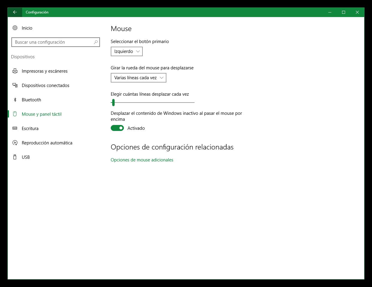 Cómo evitar que tocar el ratón saque al ordenador del modo suspensión