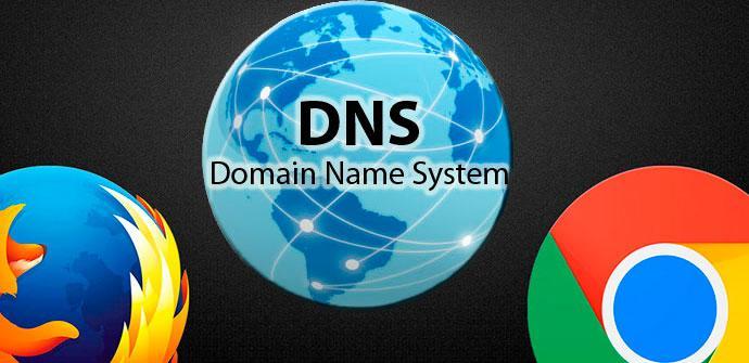 cache DNS en Chrome y Firefox