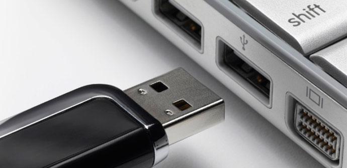 Bloquear ordenador con pendrive