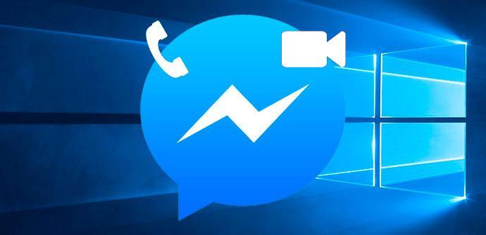 facebook messenger para windows 10