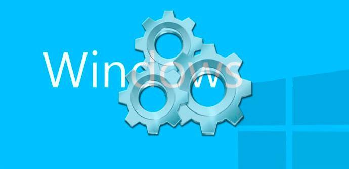 Servicios y tareas Windows