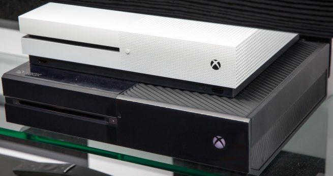 Comparativa Xbox One y Xbox One S