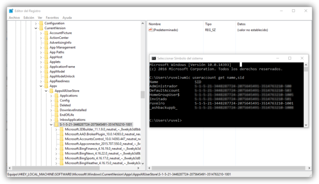 Eliminar datos cache Windows Store