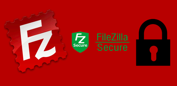 Logo FileZIlla Secure