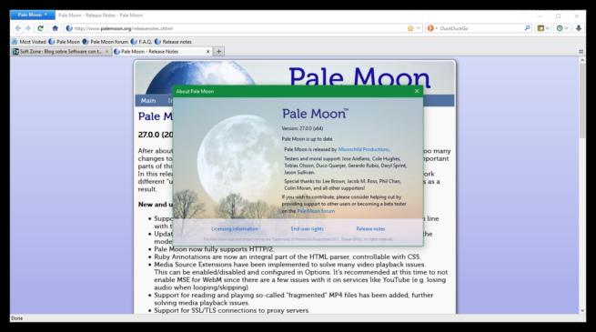 Pale Moon 27
