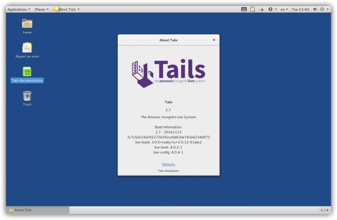 Tails 2.7