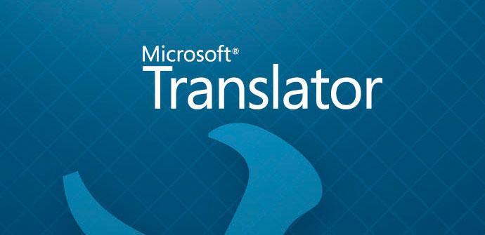 Microosft Translator