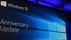 ¿Tiene la Anniversary Update de Windows 10 la aceptación esperada?