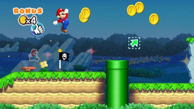 Super Mario Run para iOS