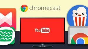 ¿Cuáles son las principales herramientas compatibles con Chromecast?