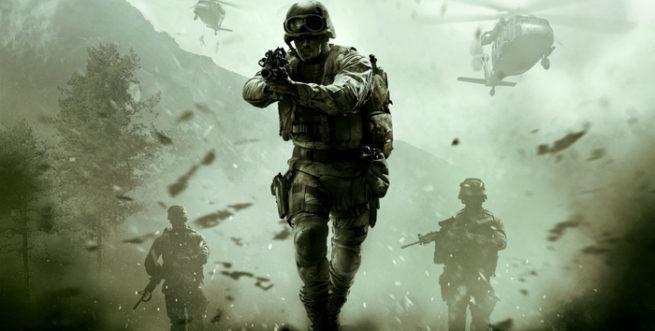 Juego de Call of Duty