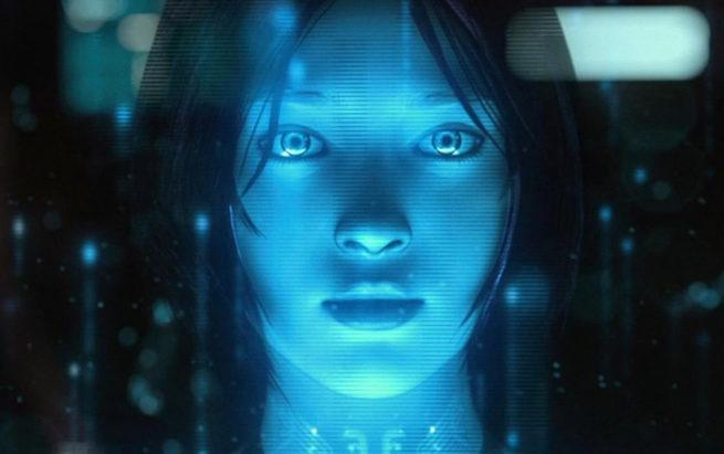 Asistente de voz Cortana