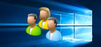 Cómo cambiar el tipo de cuenta de un usuario en Windows 10