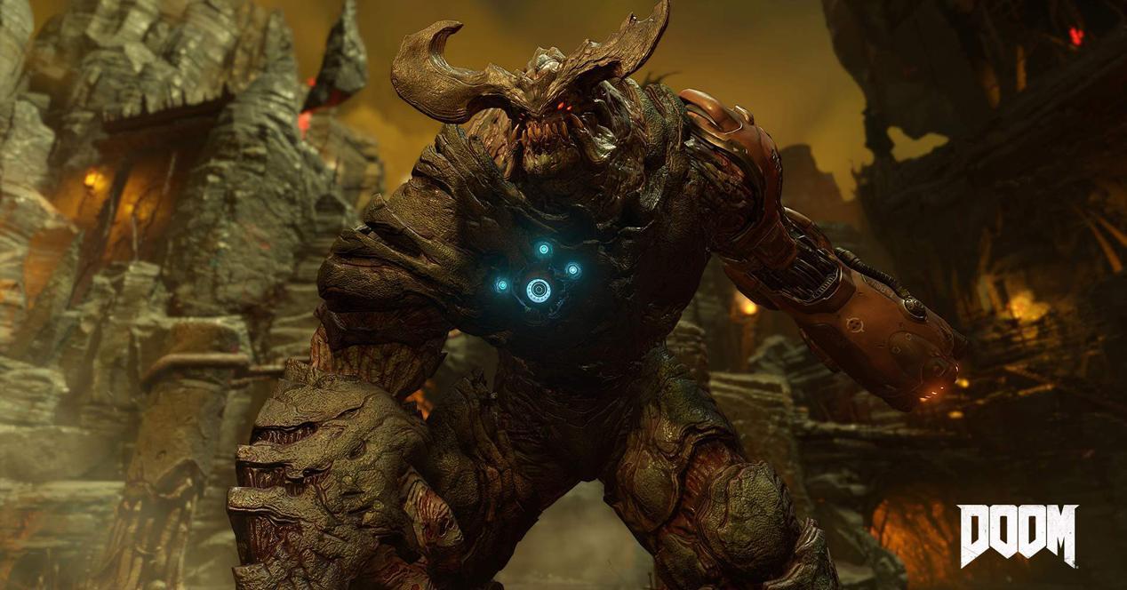 Juego Doom 2016