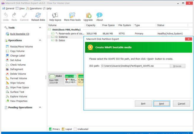 Macrorit Disk Partition 4.0