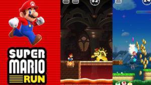 Ahorra batería mientras juegas con Super Mario Run
