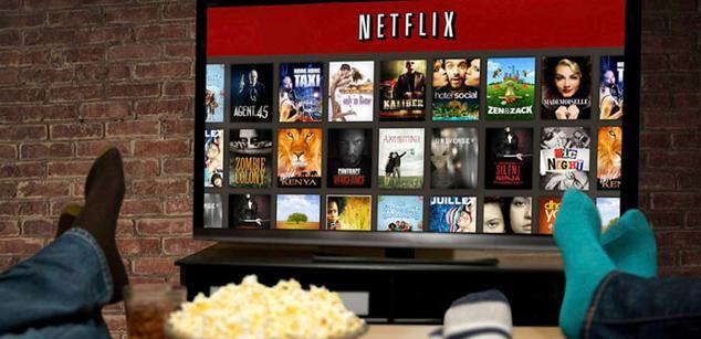 Cine de Netflix