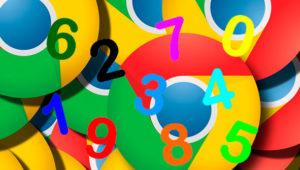 Numera las pestañas abiertas en Google Chrome con 01.Tabs