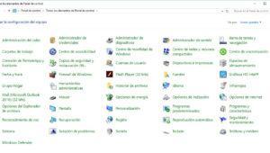 Conoce diversas maneras de acceder al Panel de Control en Windows 10