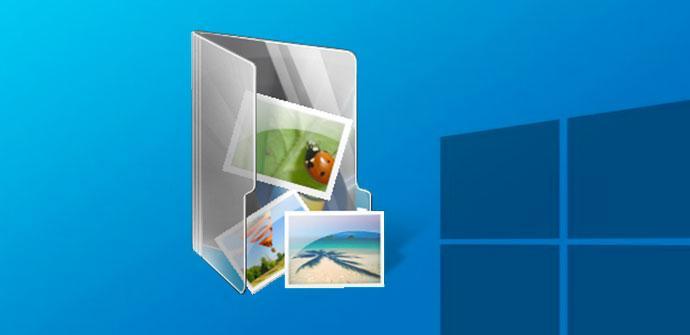 protector de pantalla Windows 10