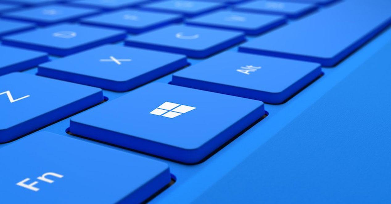 Tecla de Windows 10