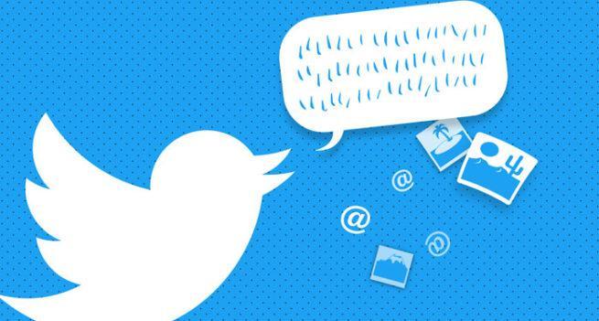 Mensajes en Twitter
