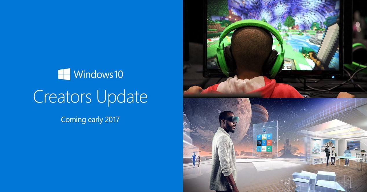 Actualizacion Creattor de Windows 10