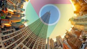 Añade una imagen de 360º al abrir una pestaña nueva en Google Chrome