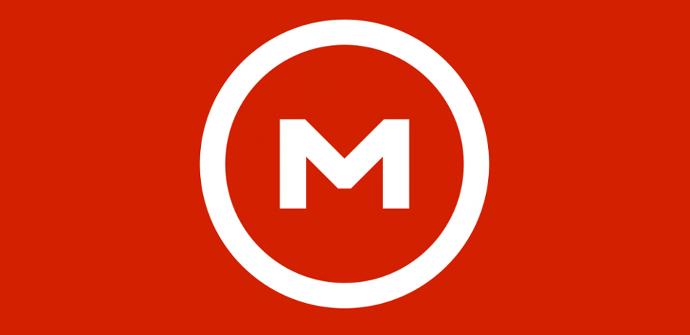 Logo de Mega