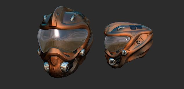 Modelado 3D profesional