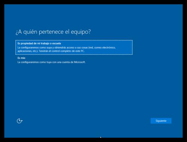 Propiedad de Windows 10