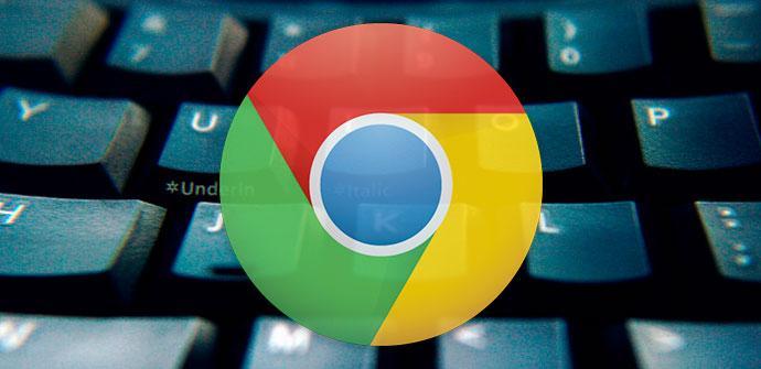 atajos VIM en Chrome