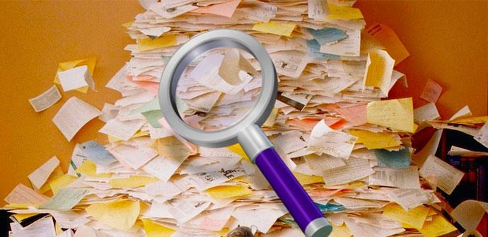 busqueda archivos