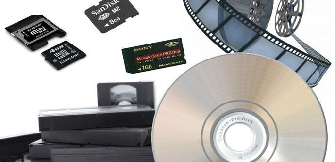 Conversion de vídeos