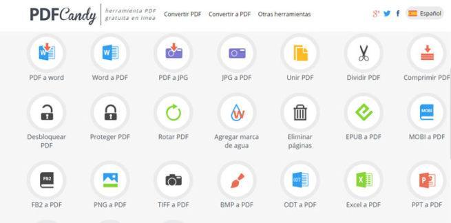 PDF PDFcandy