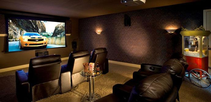 Reproductores multimedia cine en casa