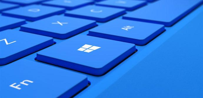 Teclado en Windows 10