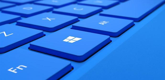 Teclado en Windows 10