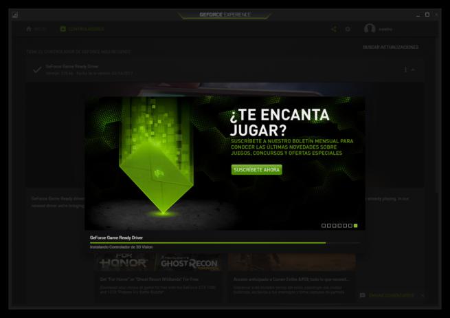 Desinstalando e instalando drivers de Nvidia