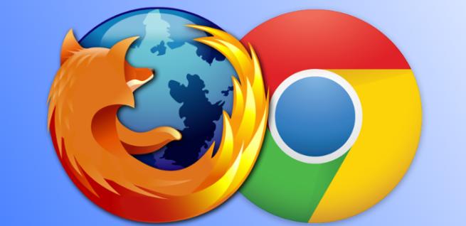 Mozilla Firefox - Página 3 Google-Chrome-y-Firefox-655x318